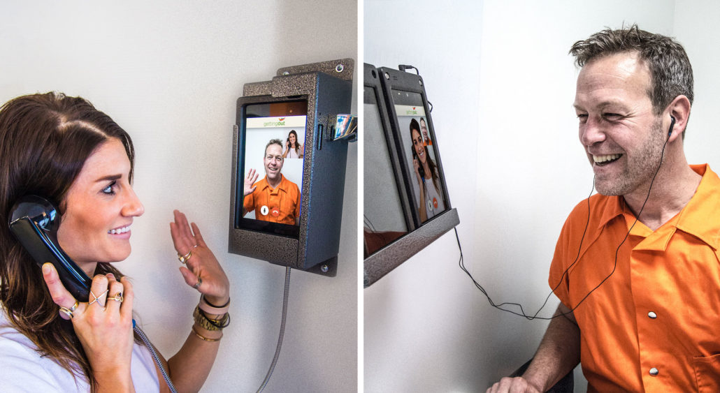 Innovative Video Visitation System Helps Inmates at the